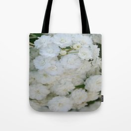 Deutzia Pure and Simple Tote Bag