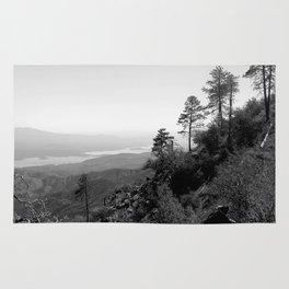Roosevelt Lake Rug