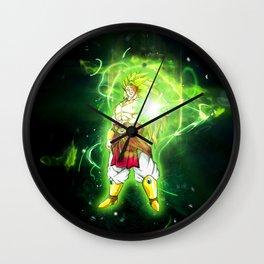 Broly SSJ3 Wall Clock