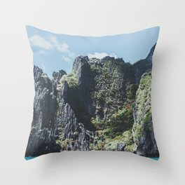 Filipino Island Throw Pillow