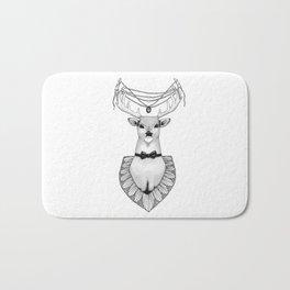 Fashion Deer  Bath Mat