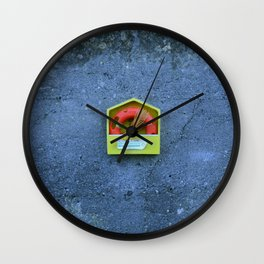 Ringbouy Wall Clock