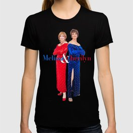 Cherilyn & Melissa Stratman Publicity Image T-shirt