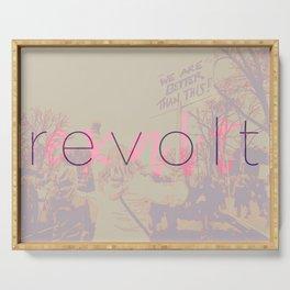 Revolt / Exalt Serving Tray