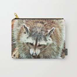 Toony Racoon 2 Carry-All Pouch