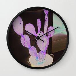MYKONOS CACTUS Wall Clock