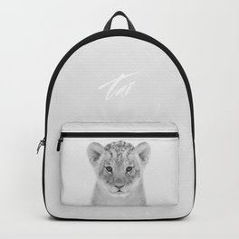 Baby Lion Backpack