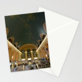 The People Beneath the Stars Stationery Cards