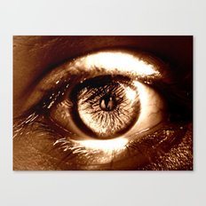 The remembering Canvas Print