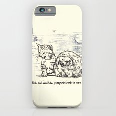 The Owl And The Pussycat Went to Sea Slim Case iPhone 6s