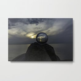 See the world more clearly Metal Print