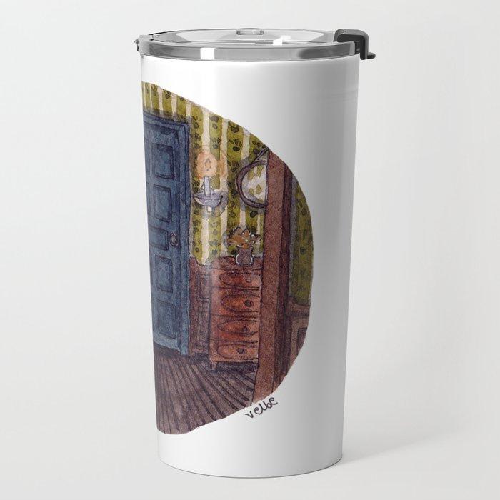 Saturday Morning Travel Mug