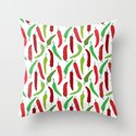 New Mexico Christmas Hatch Chiles in White by elliottdesignfactory