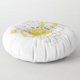 Romb Ring Floor Pillow