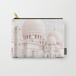 Sheikh Zayed Mosque Abu Dhabi Carry-All Pouch