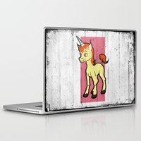 dungeons and dragons Laptop & iPad Skins featuring DUNGEONS & DRAGONS - UNI by Zorio
