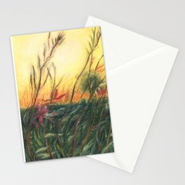 Wildflowers_Pastel Drawing Stationery Cards