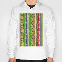 forever young Hoodies featuring Forever Young by Bianca Green