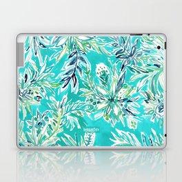 KAILUA CHILL Tropical Hawaiian Floral Laptop & iPad Skin