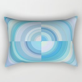Spinning I Rectangular Pillow