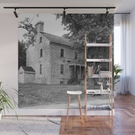 Old Stone Shop, Pleasant Hill (Shakertown) Wall Mural