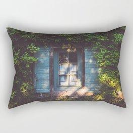 September - Landscape and Nature Photography Rectangular Pillow