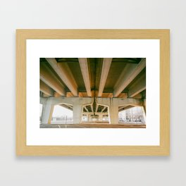 Min Underpass Framed Art Print