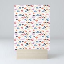 Simple doodles with a Sharpie Mini Art Print
