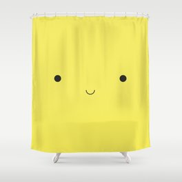 superfriendly Shower Curtain