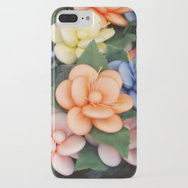 Sugared almonds as petals iPhone Case