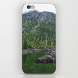 Lower Mildred iPhone Skin