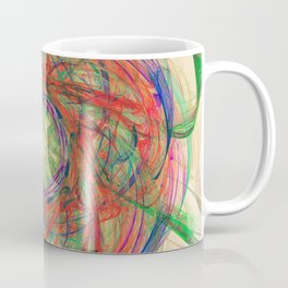 Atomic Nebula Coffee Mug