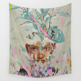 Imaginary girlfriend Wall Tapestry