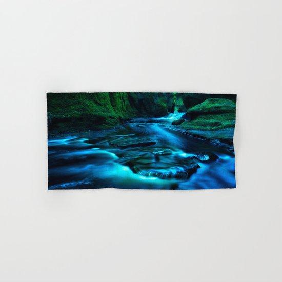 Mystic Waterfall Hand & Bath Towel