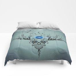 Winter Chimera  Comforters
