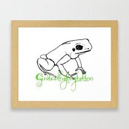 GWAFT logo Framed Art Print