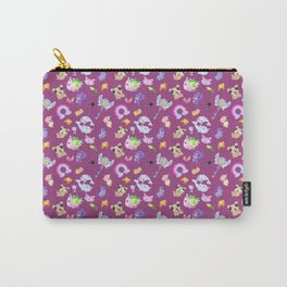 Star vs the Forces of Evil Pattern ( Pink ) Carry-All Pouch 92636741bea9c