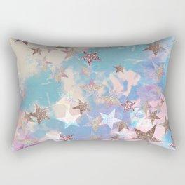 Starry Eyed Rectangular Pillow