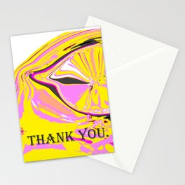 freshly squeezed Stationery Cards