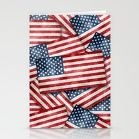 american Stationery Cards featuring American by Erwin de Gruil