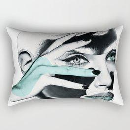 The Narcissist Rectangular Pillow