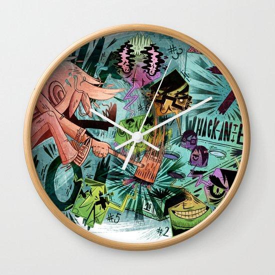 Scott Pilgrim, Fan Art Wall Clock