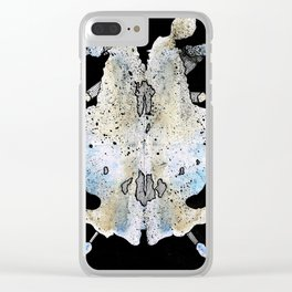 Soulmates Clear iPhone Case