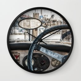 Amilcar Wall Clock