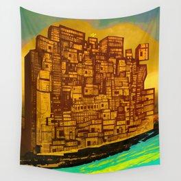 Sepiantida Wall Tapestry