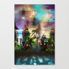 OLMEC Canvas Print