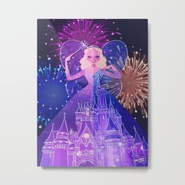 As Dreamers Do Metal Print