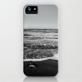BEACH DAYS XXIII BW iPhone Case