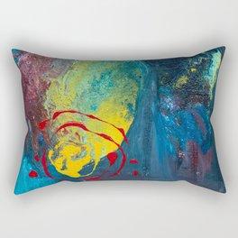 The sea of energy Rectangular Pillow