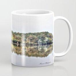 The Coming Of Winter Coffee Mug